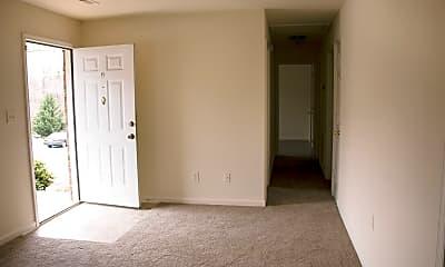 Living Room, McConville Road Duplexes, 1