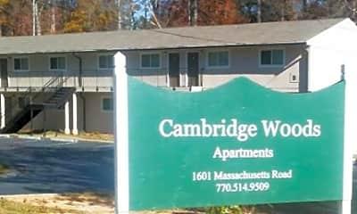 Cambridge Woods, 0