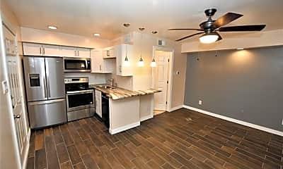 Kitchen, 9821 Walnut St 303, 1
