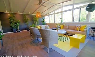Living Room, 200 Waverley St, 1