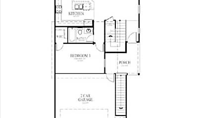 Patio / Deck, 84 E Castlefield Cir, 2