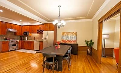 Dining Room, 1445 Lombard St, 0
