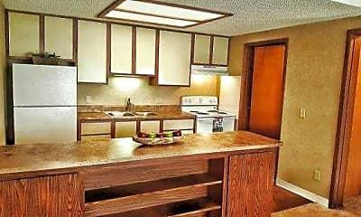 Kitchen, Applegate Apartments, 1