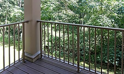 """Patio / Deck, The Willows at Manalapan - Formerly """"The Woods at Manalapan"""", 2"""