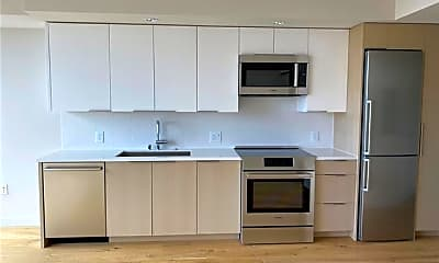 Kitchen, 1001 Queen St 2410, 1