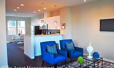 Living Room, 4920 N Gantenbein Ave, 1