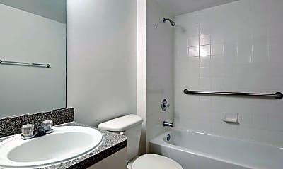 Bathroom, Westview Garden Apartments - Senior Community, 2