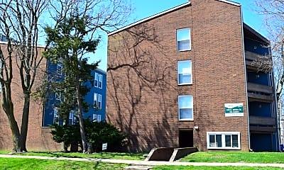 Building, 210 E White St, 0