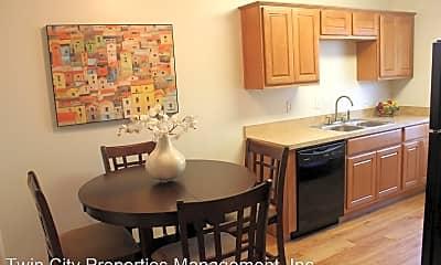 Kitchen, 3607 Comanche St, 2