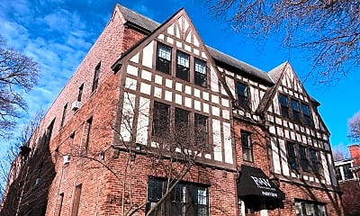 Building, 55 Hamilton Park, 1