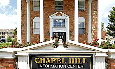 Community Signage, Chapel Hill, 1