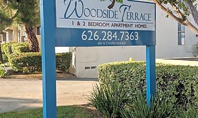 Woodside Terrace, 1