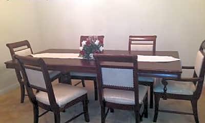 Dining Room, 502 King Farm Blvd, 1