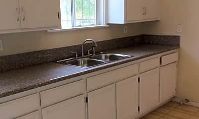 Kitchen, 131 W 87th Pl, 1