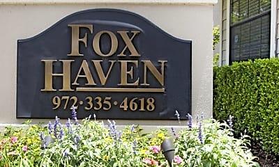 Fox Haven Apartments, 1