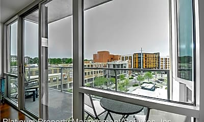 Patio / Deck, 1100 Howell Mill Rd Nw #401, 0