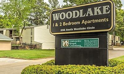 Community Signage, Woodlake, 2