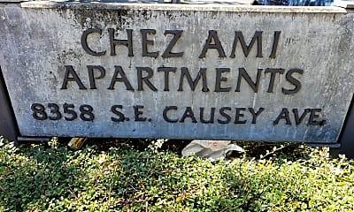 Chez Ami Apartments, 1