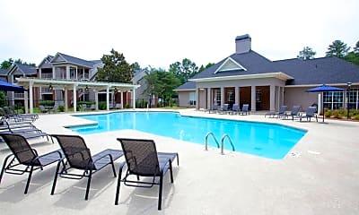 Pool, 1287 Shoals Apartments, 0