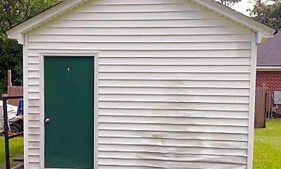 Building, 304 W Killiegrey St, 2