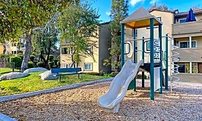 Playground, 5049 Los Morros Way, 2