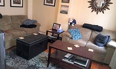 Living Room, 63 I St, 1