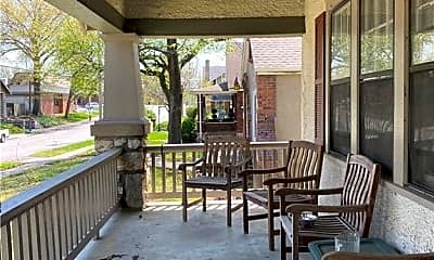 Patio / Deck, 4166 State Line Rd, 1