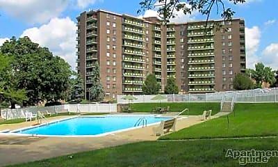 Pool, Plaza Towers, 2