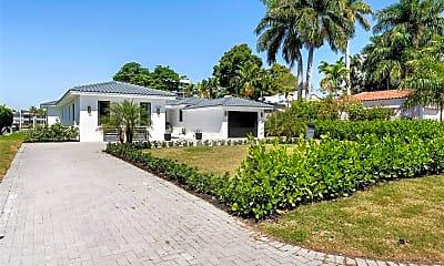 Building, 9528 Bay Dr, 1