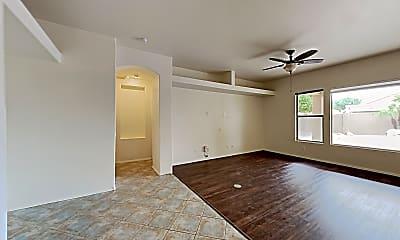 Living Room, 8027 W Clara Lane, 1