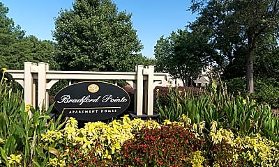 Community Signage, Bradford Pointe, 2
