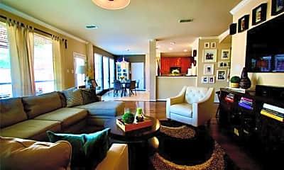 Living Room, 2734 Greenway Dr, 1