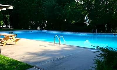 Pool, Strathmore Gardens, 1