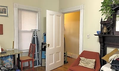Bedroom, 66 Boylston St, 1