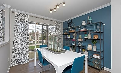 Dining Room, Villages at Canterfield, 1