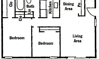 Building, 781 Hathaway Dr, 1
