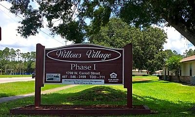 Willows Village, 1