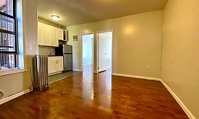 Living Room, 571 W 159th St 11, 1