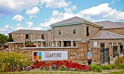 Community Signage, The Quarters, 0
