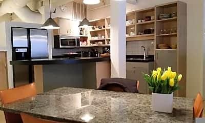 Kitchen, 134 Beach St, 2