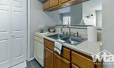 Kitchen, 9971 Quail Blvd, 1