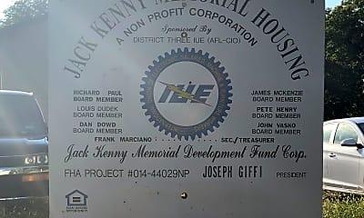 Jack Kenny Memorial Housing, 1