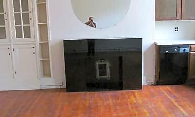Living Room, 1202 Spruce St, 1