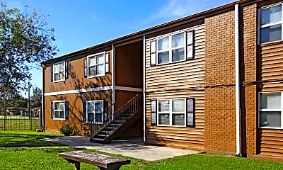 Building, Holly Park Apartments, 0