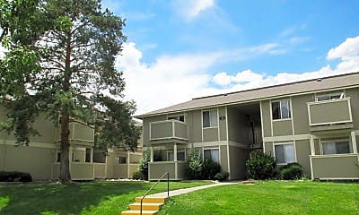 Building, Village Of The Pines Apartments, 0