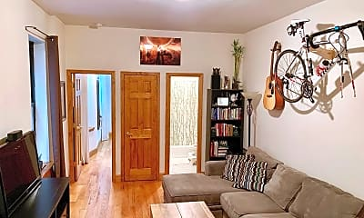 Living Room, 167 W 80th St, 1