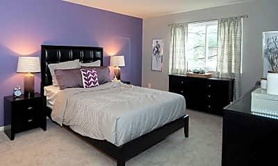Bedroom, Hillsdale Manor, 1