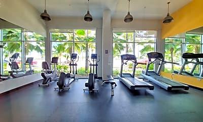 Fitness Weight Room, 610 Ala Moana Blvd, 2