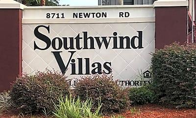 Southwind Villa Apartments, 1