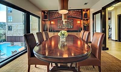Dining Room, 300 E Basse, 1